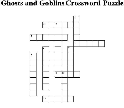 Playground For Ghosts Crossword Answer Menalmeida