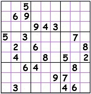 Hard Sudoku Puzzles To Print Solution can be found here